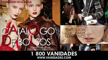 Vanidades TV Spot, 'Una Temorada Elegante' [Spanish]