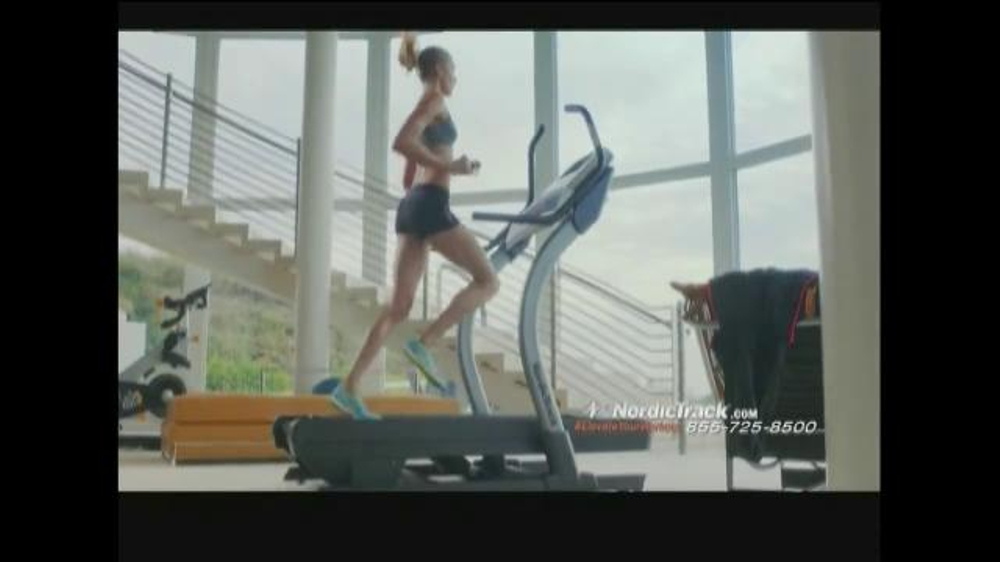 NordicTrack X11i Incline Trainer TV Commercial, 'iFit' - Video