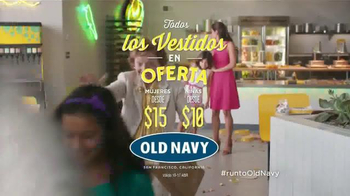 Old Navy TV Spot, 'Vestidos' Con Dascha Polanco [Spanish] - Thumbnail 10