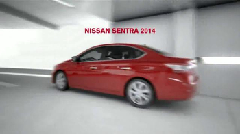 2014 Nissan Sentra TV Spot, 'Movimiento' [Spanish] - Thumbnail 1
