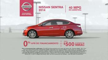 2014 Nissan Sentra TV Spot, 'Movimiento' [Spanish] - Thumbnail 6