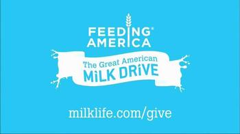 Milk Life TV Spot, 'The Great Milk Drive' - Thumbnail 9