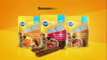 Pedigree Stackerz TV Spot, 'Soooooooooo Meaty!' - Thumbnail 10