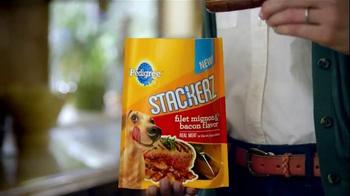 Pedigree Stackerz TV Spot, 'Soooooooooo Meaty!' - Thumbnail 8