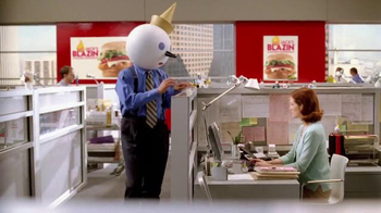 Jack in the Box Jack's Blazin' Chicken Sandwich TV Spot, 'Company Picnic' - Thumbnail 1
