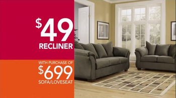 Ashley Furniture Homestore TV Spot - Thumbnail 4