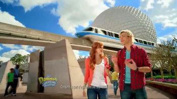 Danimals Power Up Your Adventure Sweeps TV Spot, 'Epcot' - Thumbnail 2