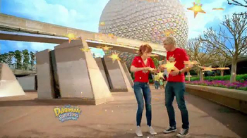 Danimals Power Up Your Adventure Sweeps TV Spot, 'Epcot' - Thumbnail 4