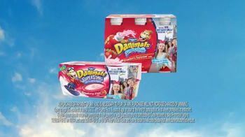 Danimals Power Up Your Adventure Sweeps TV Spot, 'Epcot' - Thumbnail 7