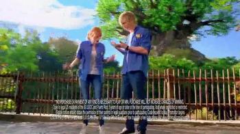 Danimals Power Up Your Adventure Sweeps TV Spot, 'Epcot' - Thumbnail 8