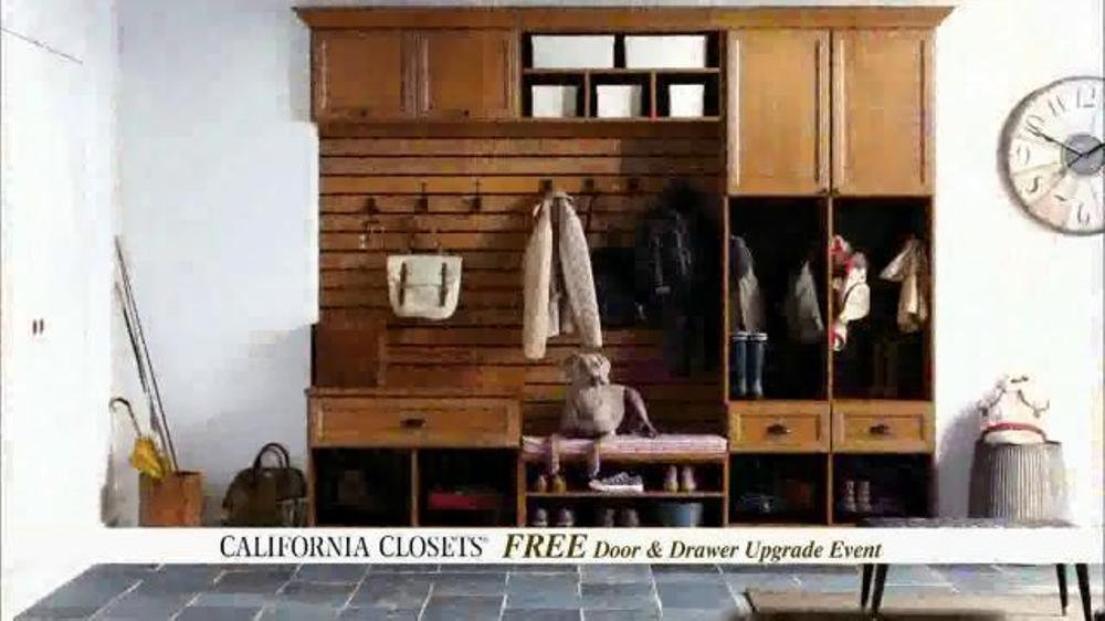 California Closets Door Drawer Upgrade Event Tv Spot Ispot