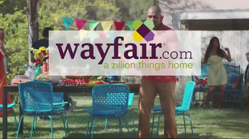 Wayfair TV Spot, 'The Musical' - Thumbnail 9