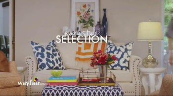 Wayfair TV Spot, 'The Musical' - Thumbnail 3