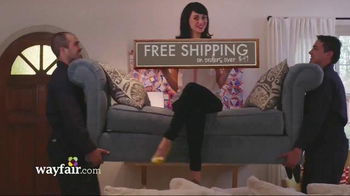 Wayfair TV Spot, 'The Musical' - Thumbnail 8