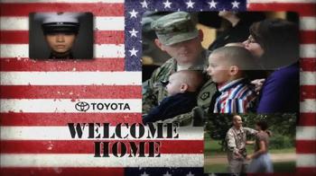 Toyota TV Spot, 'Welcome Home' - Thumbnail 10