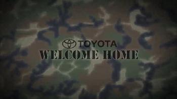 Toyota TV Spot, 'Welcome Home' - Thumbnail 3