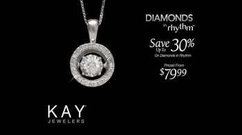 Kay Jewelers Diamonds in Rhythm TV Spot, 'Baby Monitor: Save 30% on Diamonds in Rhythm'  - Thumbnail 7
