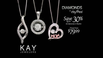 Kay Jewelers Diamonds in Rhythm TV Spot, 'Baby Monitor: Save 30% on Diamonds in Rhythm'  - Thumbnail 8