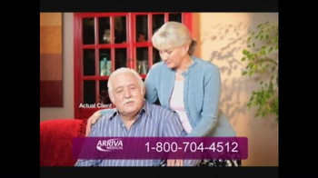 Arriva Medical Vacuum Pump Therapy TV Spot - Thumbnail 2