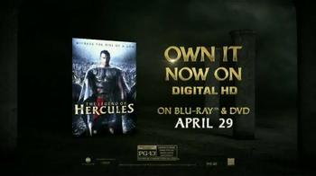 The Legend of Hercules Blu-ray and DVD TV Spot - Thumbnail 10