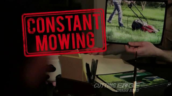 Cutting Edge Grass Seed TV Spot - Thumbnail 3