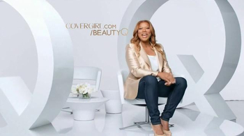 CoverGirl Queen Jumbo Gloss Balm TV Spot Featuring Queen Latifah - Thumbnail 9