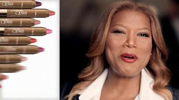CoverGirl Queen Jumbo Gloss Balm TV Spot Featuring Queen Latifah - Thumbnail 8