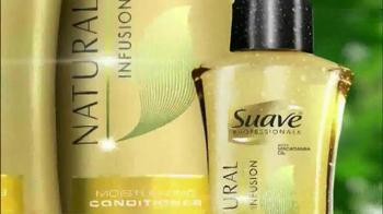 Suave Professional Natural Infusions TV Spot, 'Pureology' - Thumbnail 4