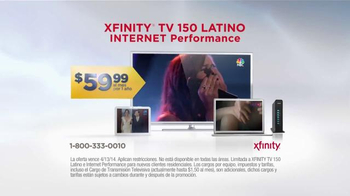 Xfinity TV Latino TV Spot, 'Nuevos Paquetes' [Spanish] - Thumbnail 8