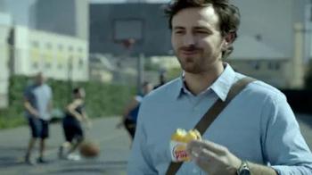 Burger King Breakfast Value Menu TV Spot, 'What It Feels Like' - Thumbnail 4