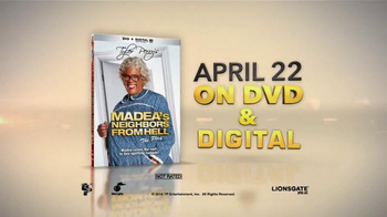 Tyler Perry's Madea's Neighbors From Hell: The Play DVD TV Spot - Thumbnail 9