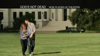 God's Not Dead - 3 commercial airings