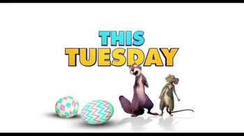 The Nut Job Home Entertainment TV Spot - Thumbnail 1