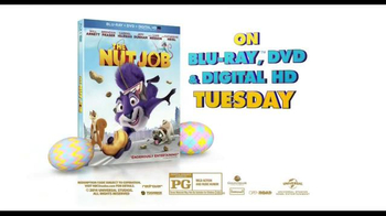 The Nut Job Home Entertainment TV Spot