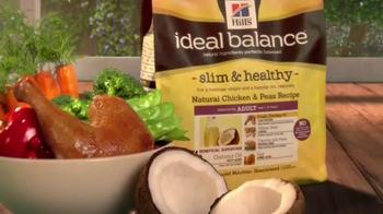 Hill's Pet Nutrition Science Diet Slim & Healthy TV Spot