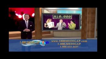 1-800MediGap TV Spot, 'Don't Take Chances' Featuring Wink Martindale - Thumbnail 2