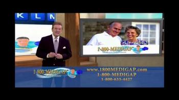 1-800MediGap TV Spot, 'Don't Take Chances' Featuring Wink Martindale - Thumbnail 4