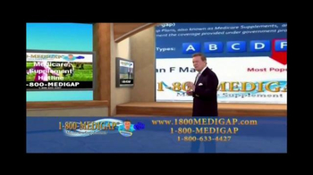 1-800MediGap TV Spot, 'Don't Take Chances' Featuring Wink Martindale - Thumbnail 7
