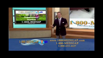 1-800MediGap TV Spot, 'Don't Take Chances' Featuring Wink Martindale
