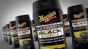 Meguiar's Ultimate Black TV Spot - Thumbnail 3