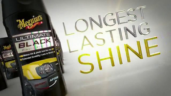 Meguiar's Ultimate Black TV Spot