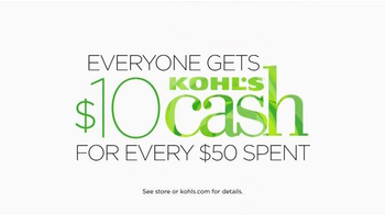 Kohl's Lowest Prices of the Season TV Spot, 'Summer Essentials' - Thumbnail 8