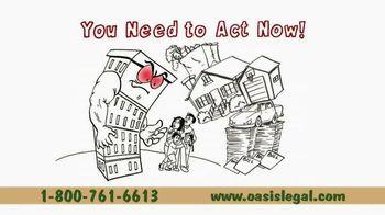 Oasis Legal Finance TV Spot, 'Get Cash Today'