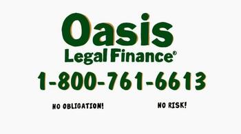 Oasis Legal Finance TV Spot, 'Get Cash Today' - Thumbnail 9