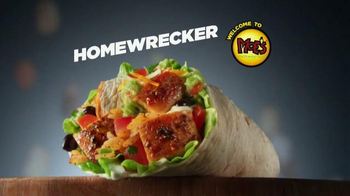 Moe's Southwest Grill Homewrecker Burrito TV Spot, 'Home' - Thumbnail 10