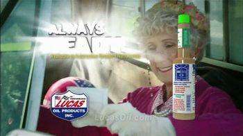 Lucas Oil TV Spot, 'Grandma Lost' - Thumbnail 9