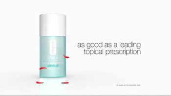 Clinique Acne Solutions Clinical Clearing Gel TV Spot, 'Had Acne' - Thumbnail 7
