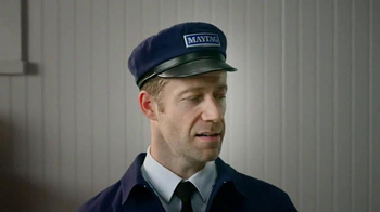 Maytag Powerwash System TV Spot, 'World-Class Cleaning' Ft. Colin Ferguson - Thumbnail 2