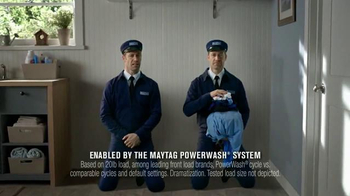 Maytag Powerwash System TV Spot, 'World-Class Cleaning' Ft. Colin Ferguson - Thumbnail 7