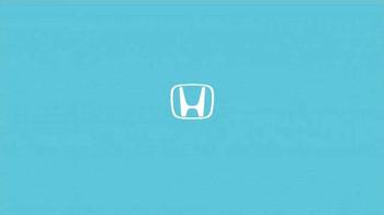 Spring Into A Honda Sales Event TV Spot, 'Best List' - Thumbnail 1